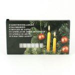 sviečky vianočné BK 15ks = 0,60 EUR, biele