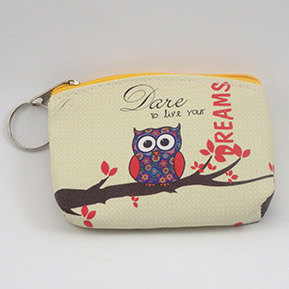 Peňaženka sova