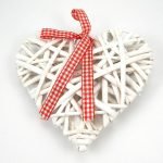Srdce prútené