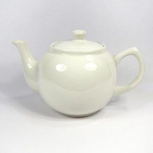 Čajník porcelánový