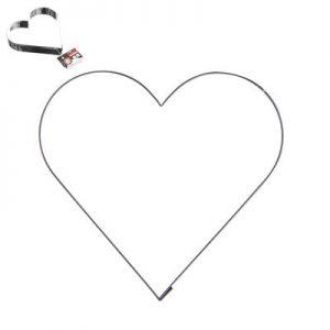 Vykrajovačka perník srdce