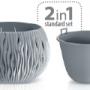 Sandy bowl šedý kameň
