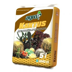 Zemina na kaktusy 5l