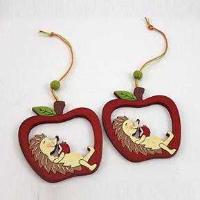 Drevené jabĺčko