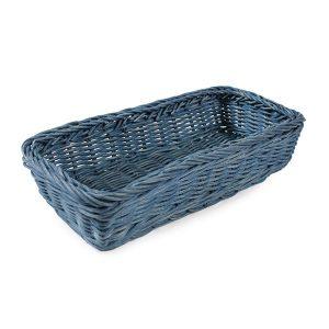 Ratanový košík na príbor