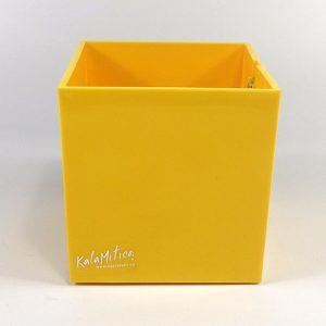 magnetický kvetináč Cube