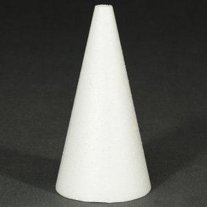 Polystyrén kužeľ