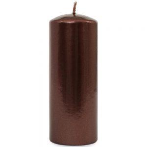 Sviečka metalik 13cm