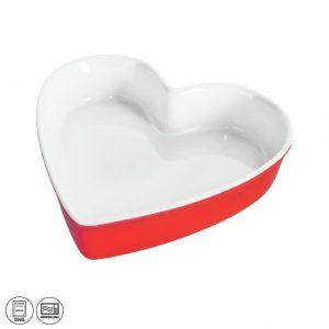 Forma srdce keramika