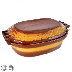 Pekáč keramika 6l