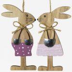 Zajac a zajačica