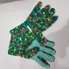 zahradne-rukavice - zelene