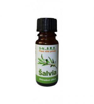 Šalvia éterický olej