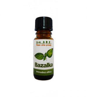 Bazalka éterický olej