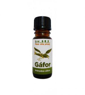 Gáfor éterický olej