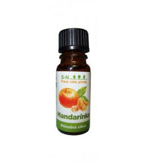 Mandarínka éterický olej