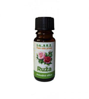 Ruža éterický olej