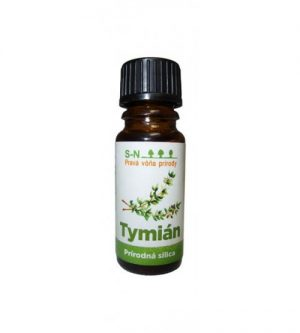 Tymián éterický olej