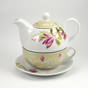 Čajový set porcelán