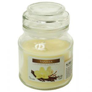Sviečka v skle vanilka
