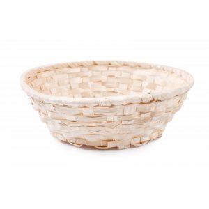 kosik ovalny bambus