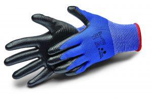 Montážne rukavice Allstar aqua