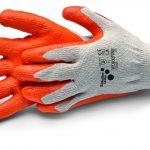 Pracovné rukavice Workstar rubber