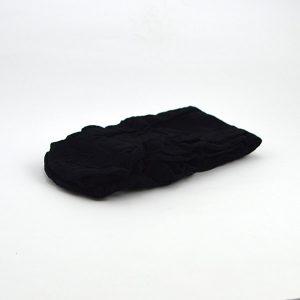 Silonkové podkolienky čierne
