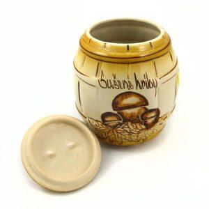 sekulská keramika hrríby