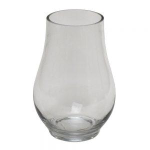 Váza sklenená 22cm