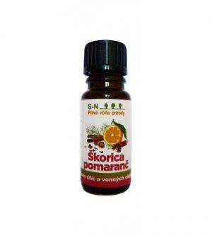 Škorica pomaranč éterický a vonný olej