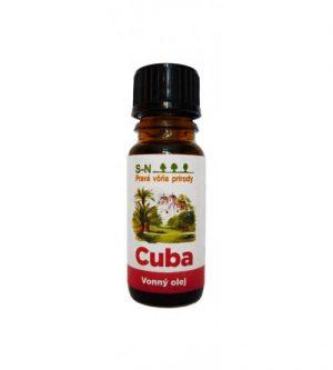 Cuba vonný olej