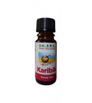 Karibik vonný olej