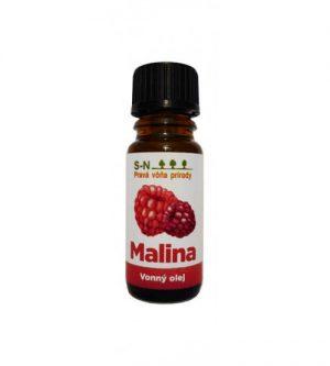 Malina vonný olej