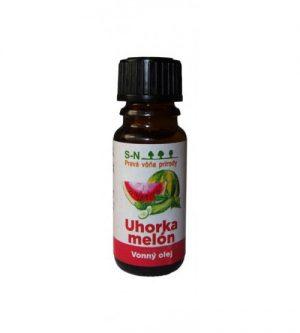 Uhorka melón vonný olej