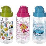 Detská fľaša so slamkou Migo