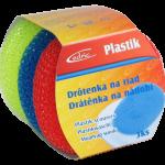 Drôtenka plast 3ks