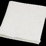 Handra na podlahu netkaná biela 60x50cm
