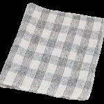 Handra tkaná béžová 60x50