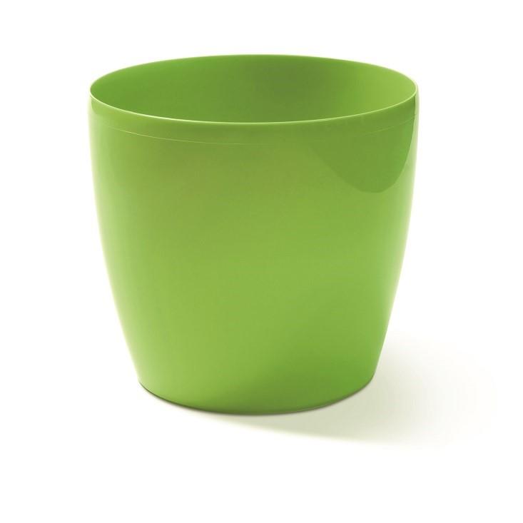 Kvetináč COUBI okrúhly zelený