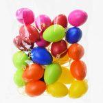 Vajíčko farebné 24ks