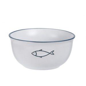 Miska námornícka ryba biela