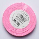 Stuha satén 6mm ružová č.004